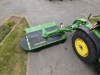 Mower conditioner John Deere Faucheuse conditionneuse arrière R310R - 1