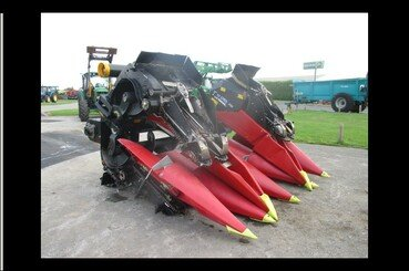 Maize harvester for combine harvester Geringhoff Mss600f 6 rangs - 1