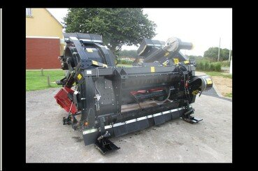 Maize harvester for combine harvester Geringhoff Mss600f 6 rangs - 2