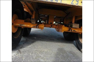Cereal tipping trailer Rolland Turbo 12 - 6