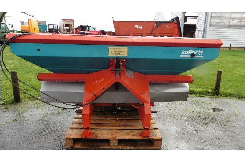 Fertiliser spreader Sulky Dpx 1200 - 1