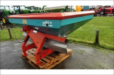 Fertiliser spreader Sulky Dpx 1200 - 2