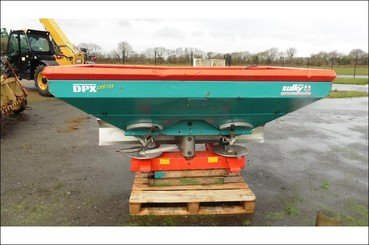 Fertiliser spreader Sulky Dpx 1200 - 3