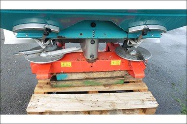 Fertiliser spreader Sulky Dpx 1200 - 6