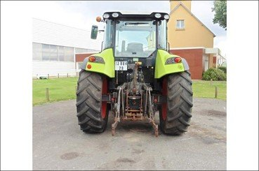 Farm tractors Claas Arion 420 - 1