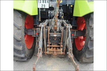 Farm tractors Claas Arion 420 - 2