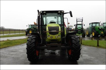 Farm tractors Claas Arion 420 - 6