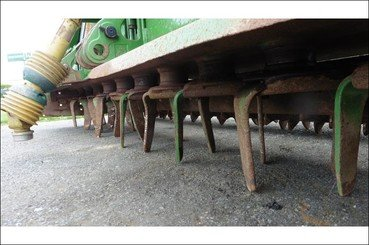 Rotary harrow Amazone Cultimix kx3000 - 4
