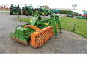 Rotary harrow Amazone Cultimix kx3000 - 5