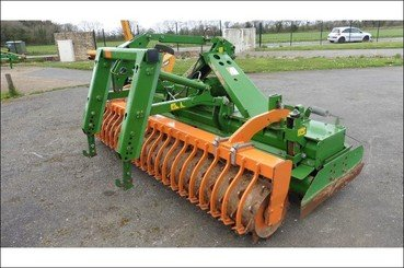 Rotary harrow Amazone Cultimix kx3000 - 6