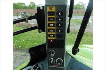 Farm tractors Claas Axion 810 cmatic - 18