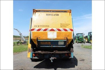 Manure spreader Rolland V2-14 - 3