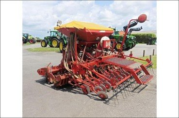 Seed drill - other Kuhn Combiné de semis - 3