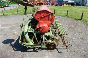 Conventional-till seed drill Nodet Gougis Gc max 4m disque - 3