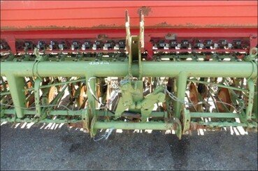 Conventional-till seed drill Nodet Gougis Gc max 4m disque - 6
