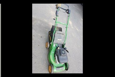 Push lawnmower John Deere Jx90 - 1