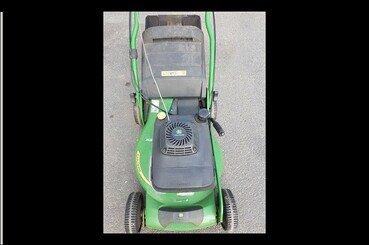 Push lawnmower John Deere Jx90 - 3