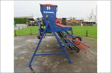 Conventional-till seed drill Nordsten Roto-matic clp 3 - 1