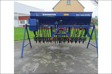 Conventional-till seed drill Nordsten Roto-matic clp 3 - 2