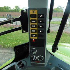 Farm tractors Claas Axion 810 cmatic - 8