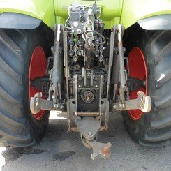 Farm tractors Claas Axion 810 cmatic - 7