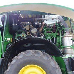 Self-propelled forage harvester John Deere 8400 - 6