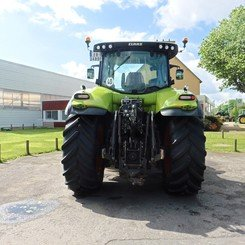 Farm tractors Claas Axion 810 cmatic - 3